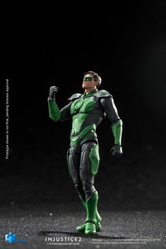 Hiya Toys - Injustice 2 - Green Lantern - 03