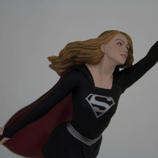 Icon Heroes - Supergirl - Dark Supergirl - SDCC 2019 Exclusive - 09