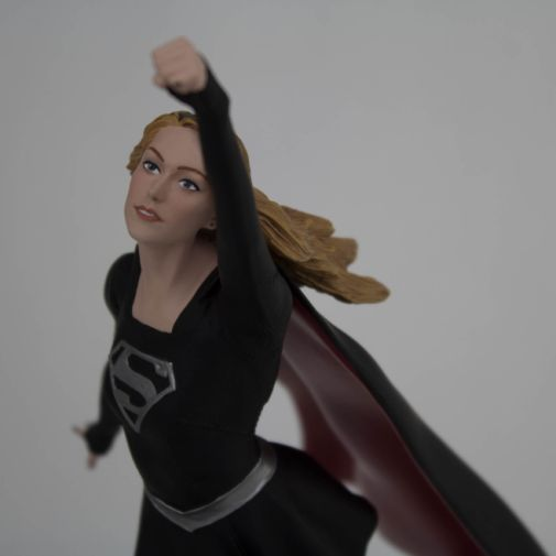 Icon Heroes - Supergirl - Dark Supergirl - SDCC 2019 Exclusive - 10