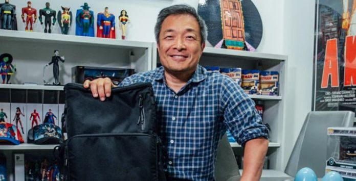 Jim Lee - Backpack - Kickstarter - 01