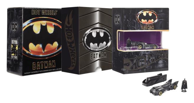 Mattel - Batman - Hot Wheels - Armored Batmobile - SDCC 2019 Exclusive - 01