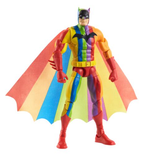 Mattel - Batman - Strange Lives of Batman - SDCC 2019 Exclusive - 06