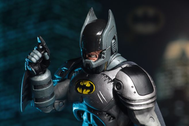 NECA - 2019 Convention Exclusives - Batman vs Predator 2-Pack - 09