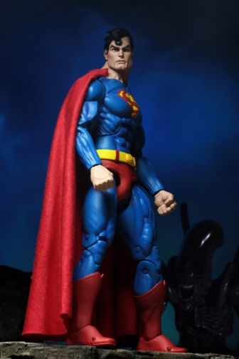NECA - 2019 Convention Exclusives - Superman vs Alien 2-Pack - 16