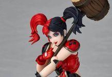 Amazing Yamaguchi - Revoltech - Harley Quinn - BMN - Featured