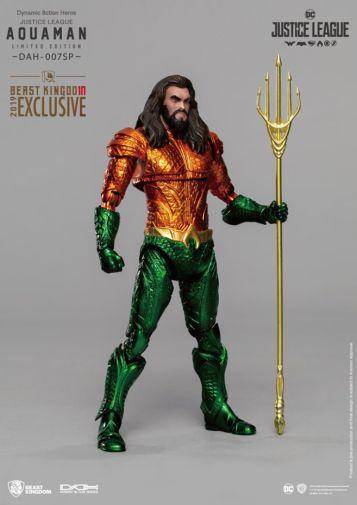 Beast Kingdom - SDCC 2019 Exclusives - DAH-007SP - Justice League Aquaman Comic Color Version - 05