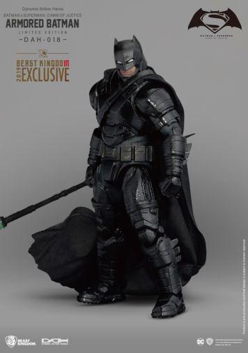 Beast Kingdom - SDCC 2019 Exclusives - DAH-018 - Batman V Superman Dawn of Justice Armored Batman - 02