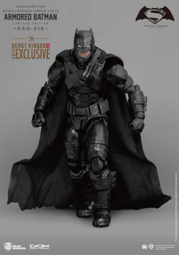 Beast Kingdom - SDCC 2019 Exclusives - DAH-018 - Batman V Superman Dawn of Justice Armored Batman - 03