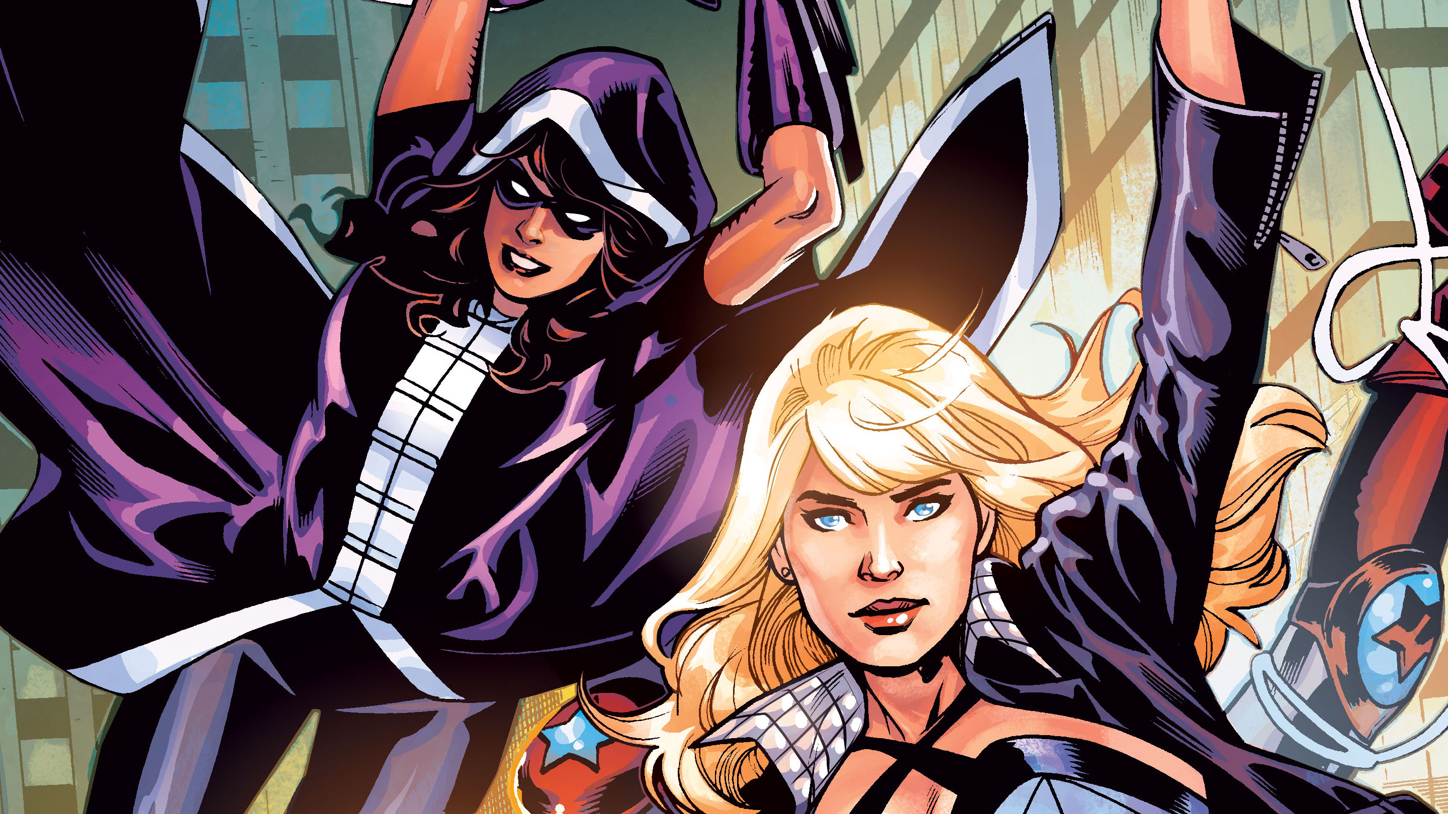 Dc Announces New Birds Of Prey Series Launching In October