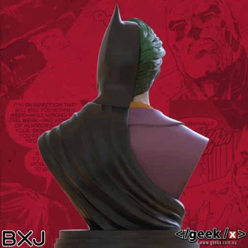 Geek X - Batman - BXJ Bust - 06