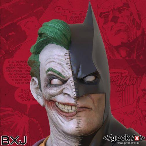 Geek X - Batman - BXJ Bust - 07