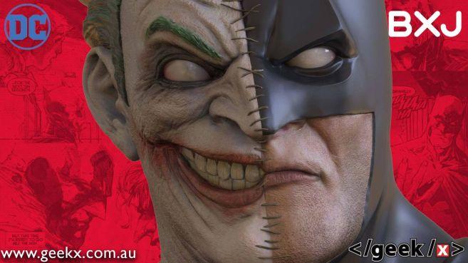 Geek X - Batman - BXJ Bust - 09
