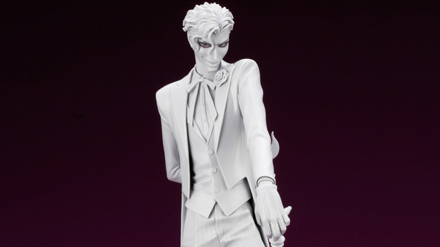 Kotobukiya - Batman -Ikemen Joker - Unpainted - Featured