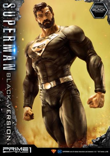 Prime 1 Studio - Superman - Black Version Superman - 17
