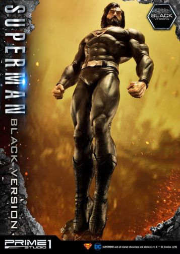 Prime 1 Studio - Superman - Black Version Superman - 21