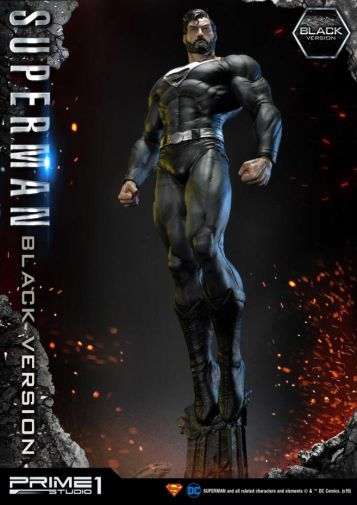 Prime 1 Studio - Superman - Black Version Superman - 27
