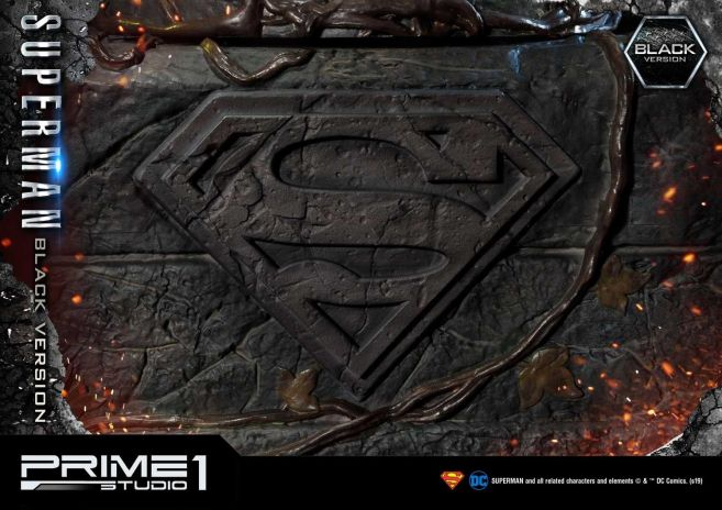 Prime 1 Studio - Superman - Black Version Superman - 60