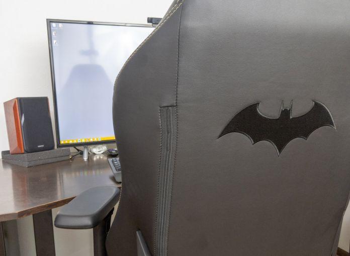 Superb Secretlab Dark Knight Edition Chair Review Batman Would Download Free Architecture Designs Scobabritishbridgeorg