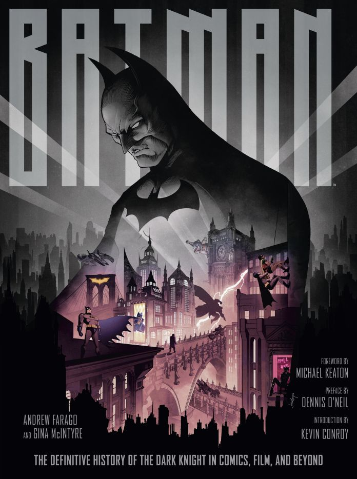 Batman The Definitive History Of The Dark Knight Review