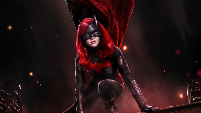 batwoman starts slow, but offers great potential batman news Batwoman and Flamebird