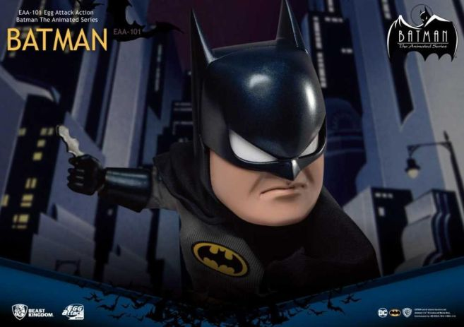 Beast Kingdom - Egg Attack - BTAS - Batman - 07