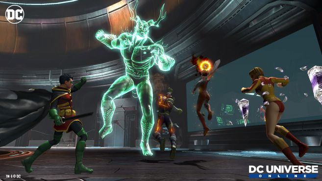 DC Universe Online - Nintendo Switch - 04