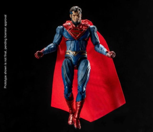 Hiya Toys - Injustice 2 - Superman - Previews Exclusive - 02