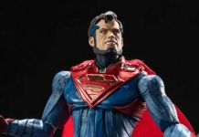 Hiya Toys - Injustice 2 - Superman - Previews Exclusive - Featured