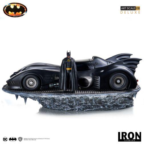 Iron Studios - Batman 1989 - 89 Batmobile - 01