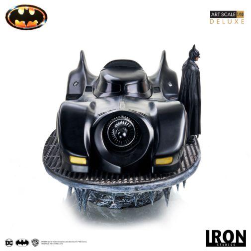 Iron Studios - Batman 1989 - 89 Batmobile - 03