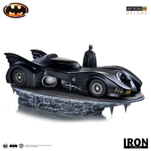 Iron Studios - Batman 1989 - 89 Batmobile - 04