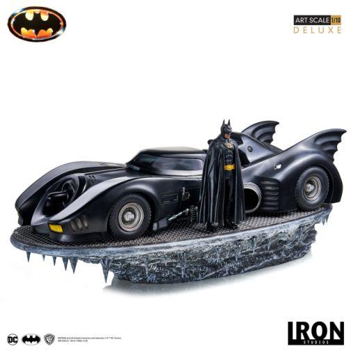 Iron Studios - Batman 1989 - 89 Batmobile - 08