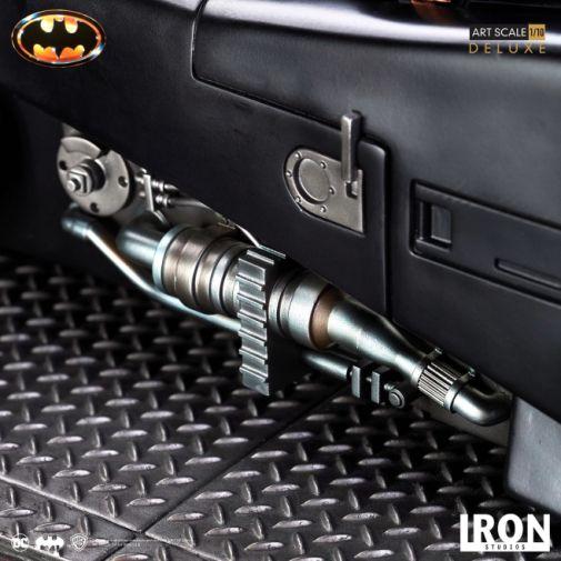 Iron Studios - Batman 1989 - 89 Batmobile - 09