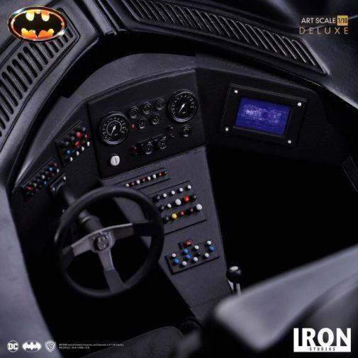 Iron Studios - Batman 1989 - 89 Batmobile - 13