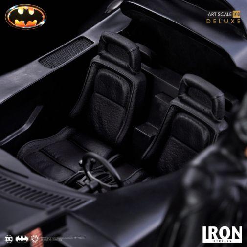 Iron Studios - Batman 1989 - 89 Batmobile - 14