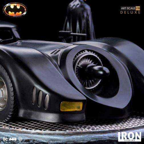 Iron Studios - Batman 1989 - 89 Batmobile - 15