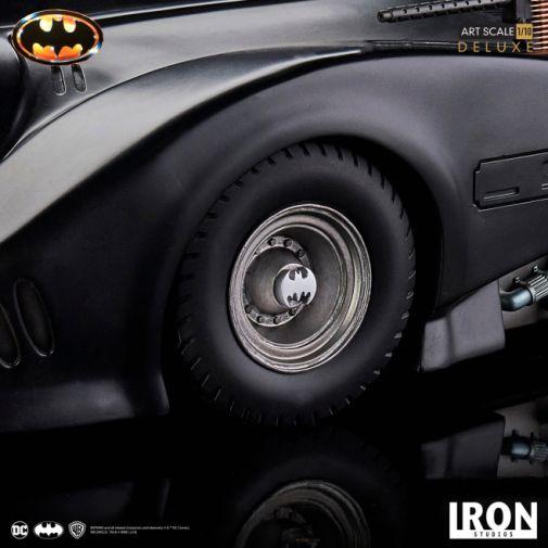 Iron Studios - Batman 1989 - 89 Batmobile - 22