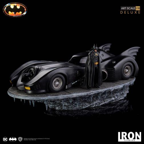 Iron Studios - Batman 1989 - 89 Batmobile - 23