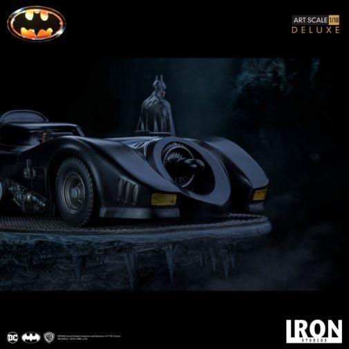Iron Studios - Batman 1989 - 89 Batmobile - 25