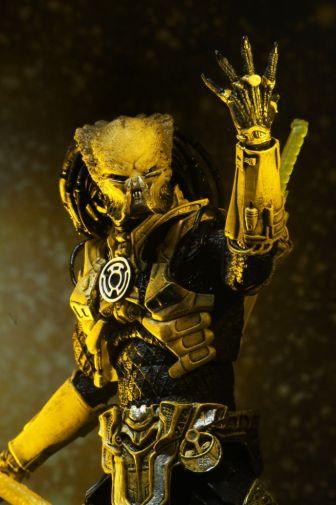 NECA - 2019 Convention Exclusives - Green Lantern vs Predator 2-Pack - 22