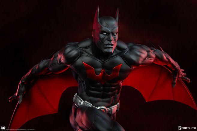 Sideshow - Batman - Batman Beyond Premium Format Figure - 01