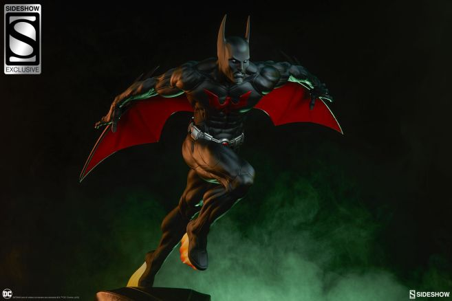 Sideshow - Batman - Batman Beyond Premium Format Figure - 18