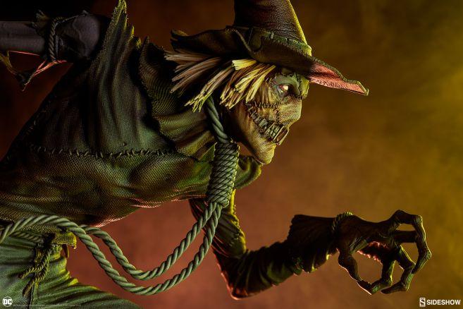 Sideshow - Batman - Scarecrow - 04