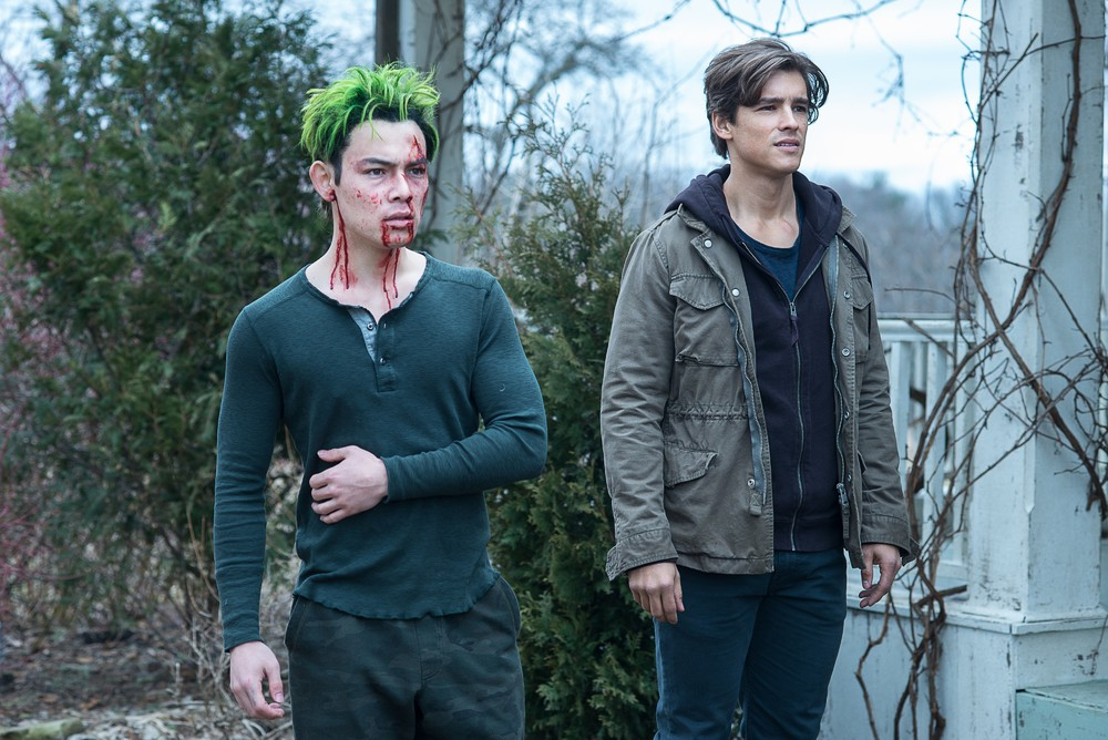 "Titans S02E01: ""Trigon"" – synopsis, photos, and discussion"