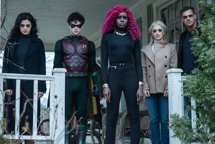 Titans Season 2, Episode 1 Review - Feels like an Ending