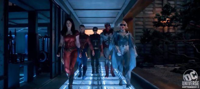 Titans - Season 2 - Trailer 1 - 24