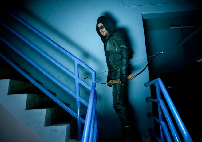 Arrow - Season 8 - Ep 01 - 09