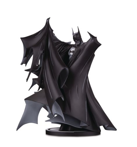 DC Collectibles - May 2020 - Batman Black and White Statue - 101 - Todd McFarlane - 01
