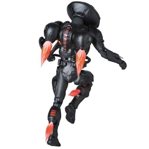 Medicom - MAFEX - Black Manta - 03