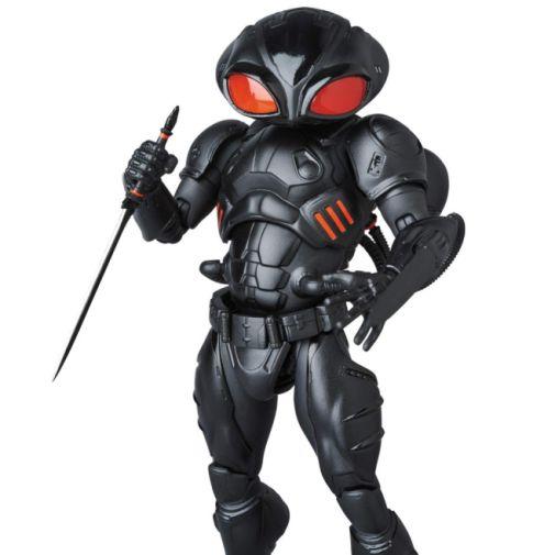 Medicom - MAFEX - Black Manta - 04